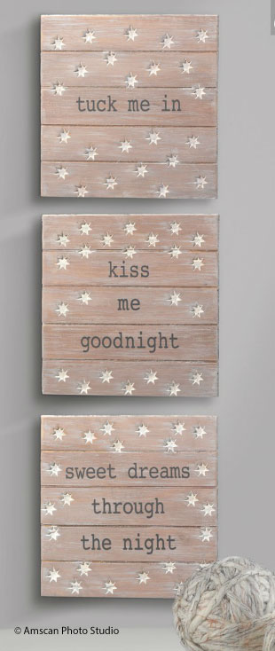 3-Frames-with-stars-for-Baby-Room